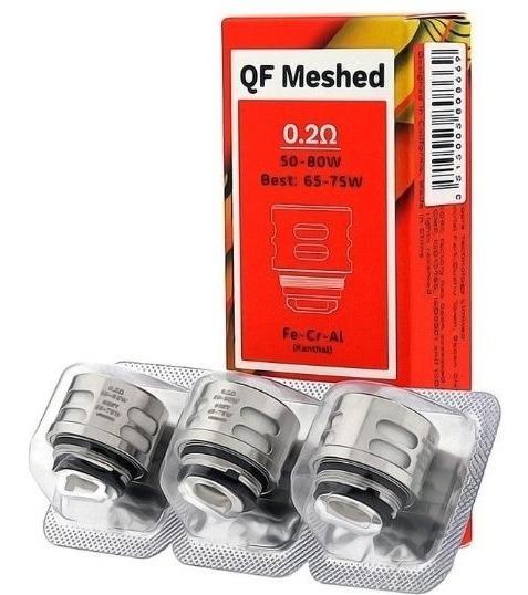 Coil Qf Meshed- Com 3 Unidades