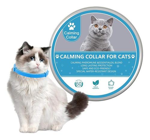 Hia - Collar Calmante Para Gatos, Feromonas De Gatito, Antia