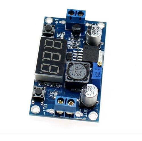Modulo Lm2596 Buck Reductor, Dc Dc Step-down Arduino L02
