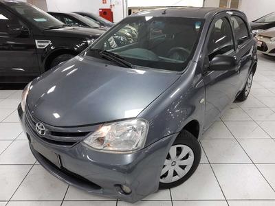 Toyota Etios 1.3 X 2013 Econômico Financia Oportunidade