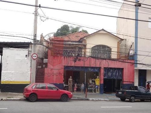 Imagem 1 de 3 de Casa - Vila Prudente - Ref: 1088 - V-1088