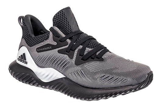 Tenis adidas Alphabounce Bey Gris Tallas #23 A #26 Mujer Ppk