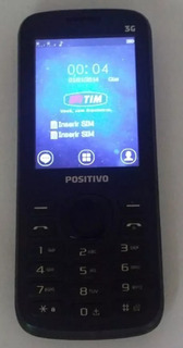 Celular Positivo P30 3g Dual Chip Usado Celular