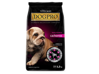 Alimento Premium Dogpro Cachorro 1,5 Kg