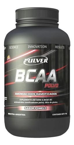 Imagen 1 de 5 de Bcaa 150g Pulver Aminoácidos Ramificados Sin Tacc