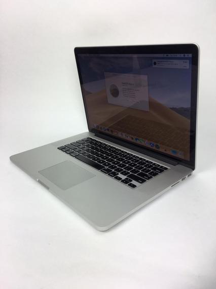 Macbook Pro A1398 2013 15 Poleg. I7 8gb 256ssd