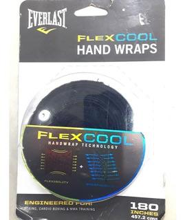 Par De Vendas Box 5 M Everlast Flex Cool Negrofpx