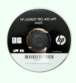 Cd De Instalação Hp Laserjet Pro 400 Mfp M425