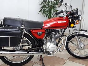 Honda Ch 125 1982 Raridade