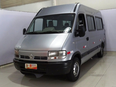 Renault Master 2.5 Dci Minibus L3h2 16 Lugares 16v Diesel