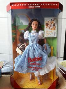 Dorathy Mágico De Oz Barbie Mattel.