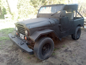 Jeep Motor Ford 221