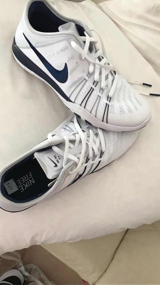 Tênis Nike Branco Tamanho Us 8