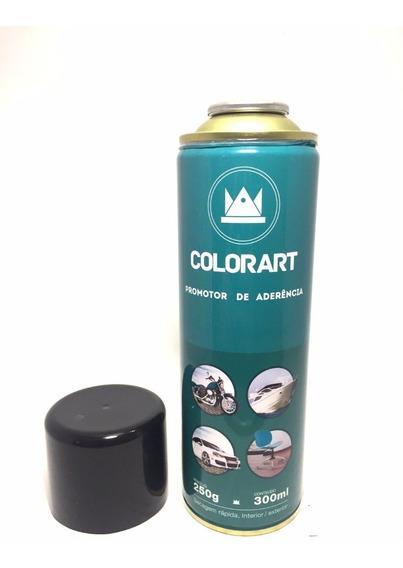 Promotor De Aderência Colorart Seladora Spray Para Plástico