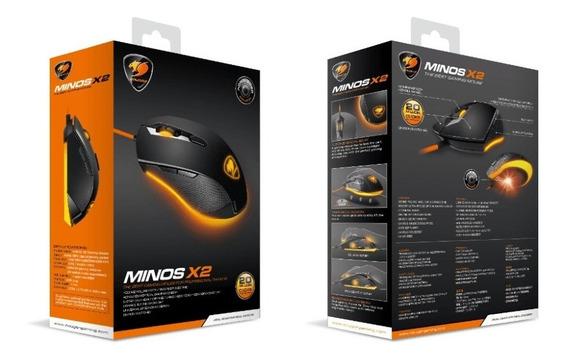 Mouse Gamer Minos X2 3000dpi Cougar
