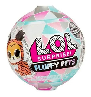 Muñeca Lol Suprise Fluffy Pets 559719 E. Full