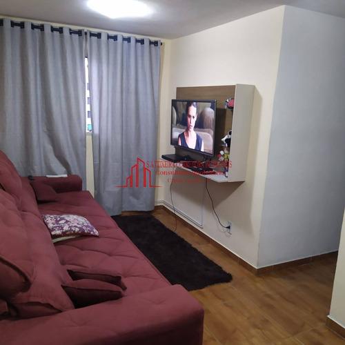 Apartamento Sacadura Cabral Santo André - 1640