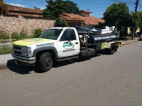 Caminhão Limpa Fossa / Combinado / Hidrojato 4 000 Litros