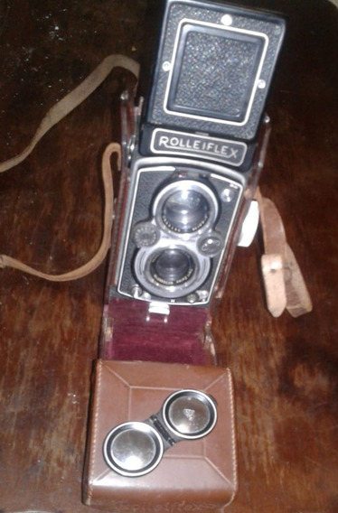 Camera Rolleiflex