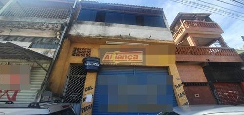 Sobrado Com 3 Dormitórios À Venda, 220 M² Por R$ 350.000,00 - Recreio São Jorge - Guarulhos/sp - Ai20670