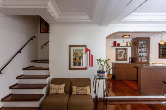 Casa Com 4 Dormitórios À Venda, 199 M² Por R$ 979.985 - Brooklin - São Paulo/sp - Ca0057