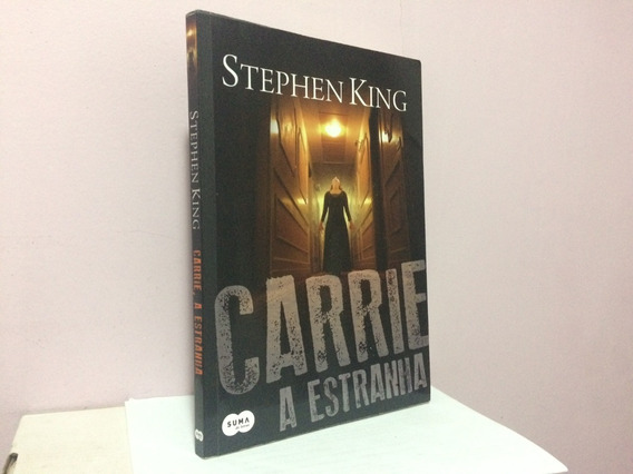 Livro: Carrie - A Estranha -- Stephen King