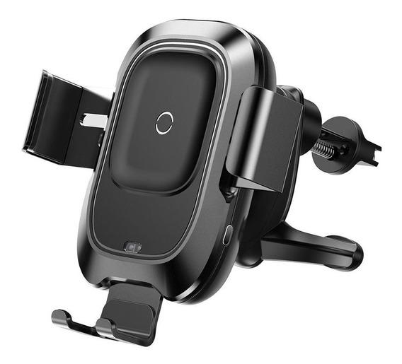 Carregador Veicular Sem Fio Inteligente Infravermelho Baseus