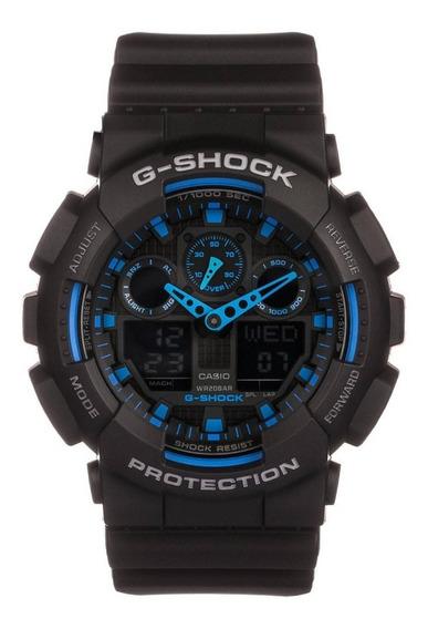 Relogios G-shock Ga-100-1a2dr