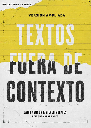 Imagen 1 de 3 de Textos Fuera De Contexto - Matthew Hall