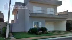 Casa Para Venda, 4 Dormitórios, Condominio Golden Park - Mirassol - 390