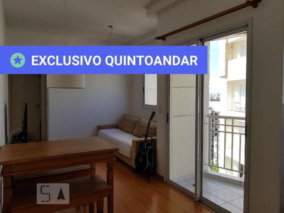 Apartamento No 13º Andar Com 1 Dormitório E 1 Garagem - Id: 892947142 - 247142
