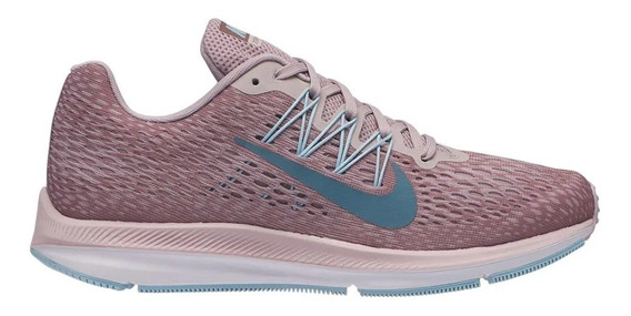 Zapatillas Nike Winflo 5 N Originales Mujer Running 6 Cuotas