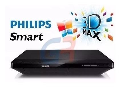 Blu-ray Philips 3d, Miracast, Netflix Y Youtube, Wi-fi