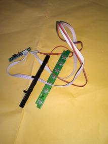 Placa Teclado + Sensor Philco Ph32n62dg