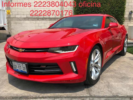 Chevrolet Camaro 2016 3.7 Rs V6 At