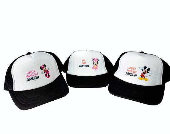 Gorras Personalizadas Bordadas Sublimadas Estampada Publicit