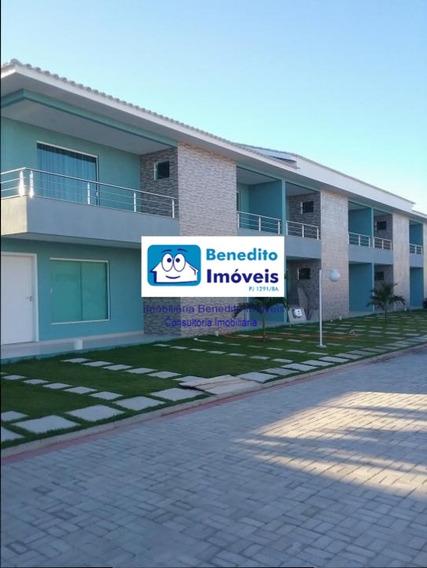 Apartamentos Novos Pertinho Do Mar Prontos Para Morar - 1494
