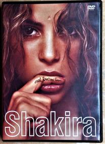 Dvd + Cd Shakira - Oral Fixation Tour - Com Bonus