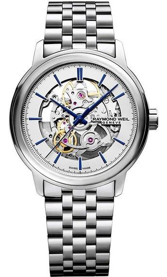 Reloj Raymond Weil Maestro Skeleton Rw2215st65001