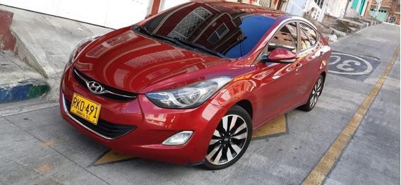 Hyundai I35 Elantra Gls Automatico 1.600cc Modelo 2.012 Rojo
