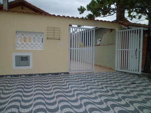 Imagem 1 de 14 de Casa A Venda Em Itanhaém, Ótima Localização! Ref.: 4982 E