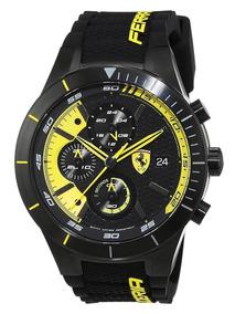 Relógio Ferrari Scuderia Revo Chronograph 0830261