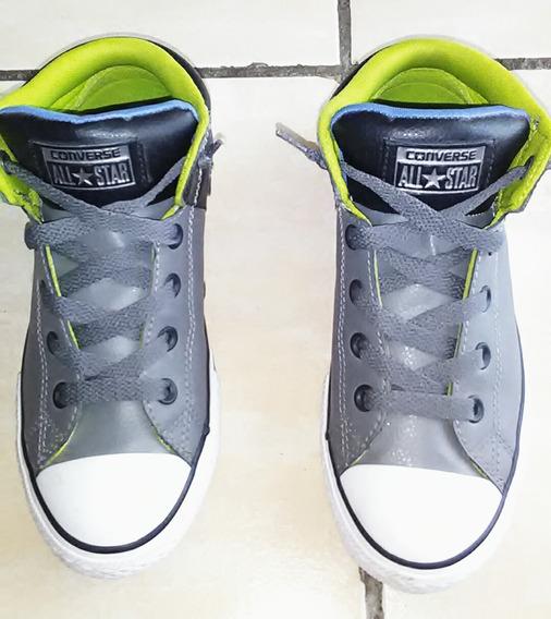 Zapatos Converse De Cuero Chuck Taylor Originales