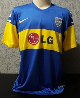 Camisa Do Time Club Atletico Boca Juniors