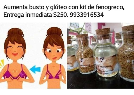 Kit Fenogreco