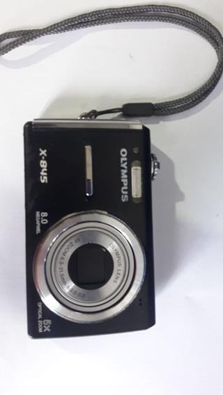 Câmera Digital Olympus X-845 - 8 Mega Pixels