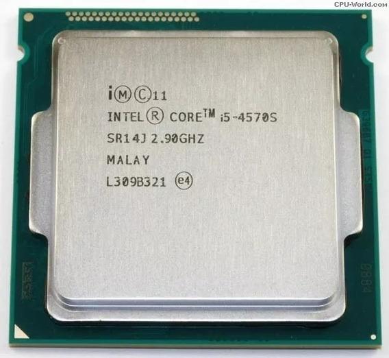 Processador I5 4570s 3.6 Ghz Socket 1150 4º Geração