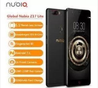 Smartphone Núbia Z17lite 6 Gb Ram