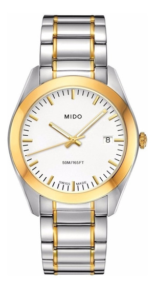 Reloj Mido M0124102201100 Para Caballero Ext De Acero