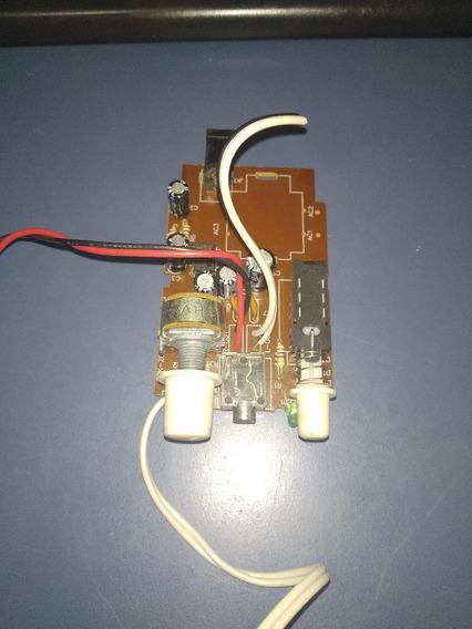 Kit Amplificador Tda2822m Montado 2x3 Wrms 4 Omhs - Projetos